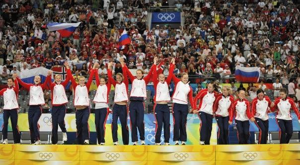 2008    - Naţionala de handbal feminin a Norvegiei a câştigat, pentru prima dată în istoria sa, finala Jocurilor Olimpice, în faţa campioanei mondiale Rusia, de care a dispus cu scorul de 34-27 (18-13).