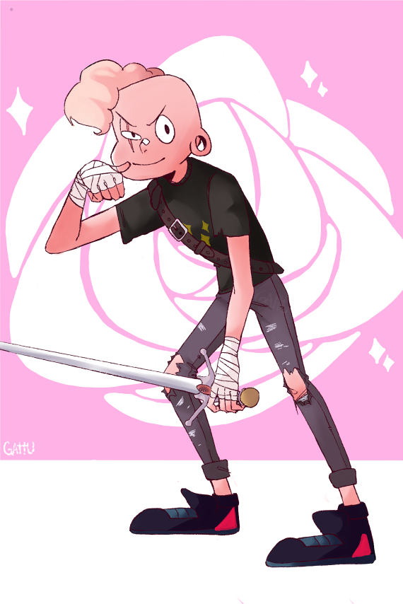 Lars is a REAL cool kid now And also a RPG character