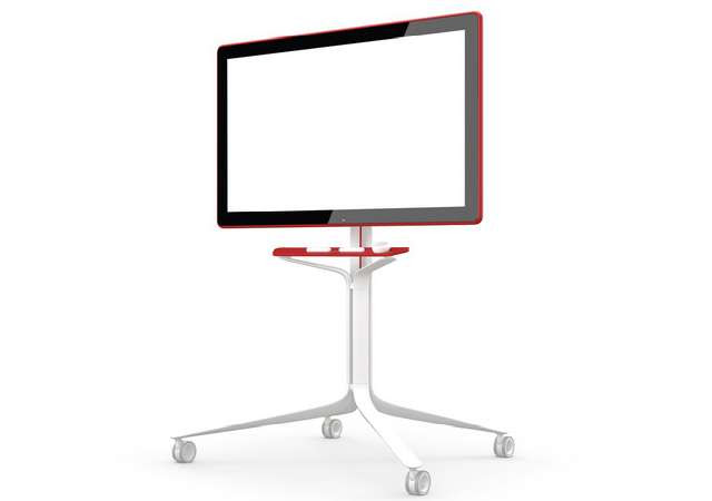 "Google Answer to Microsoft Surface Hub is Jamboard, A 55"" 4K Whiteboard"