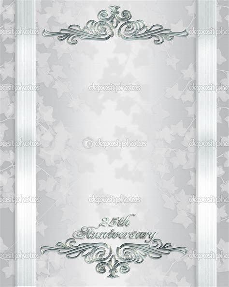 25th Wedding Anniversary Decorations   WallpaperPool