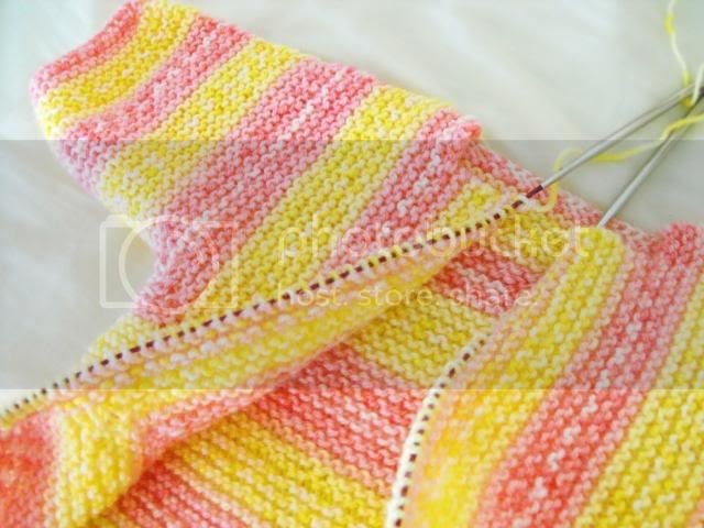 Free Knitting Patterns For Neck Warmers : ...Knitting Up A Storm: Journal: Baby Surprise Jacket 1