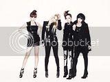 2NE1 revela nombre de su club de fans japonés + logo