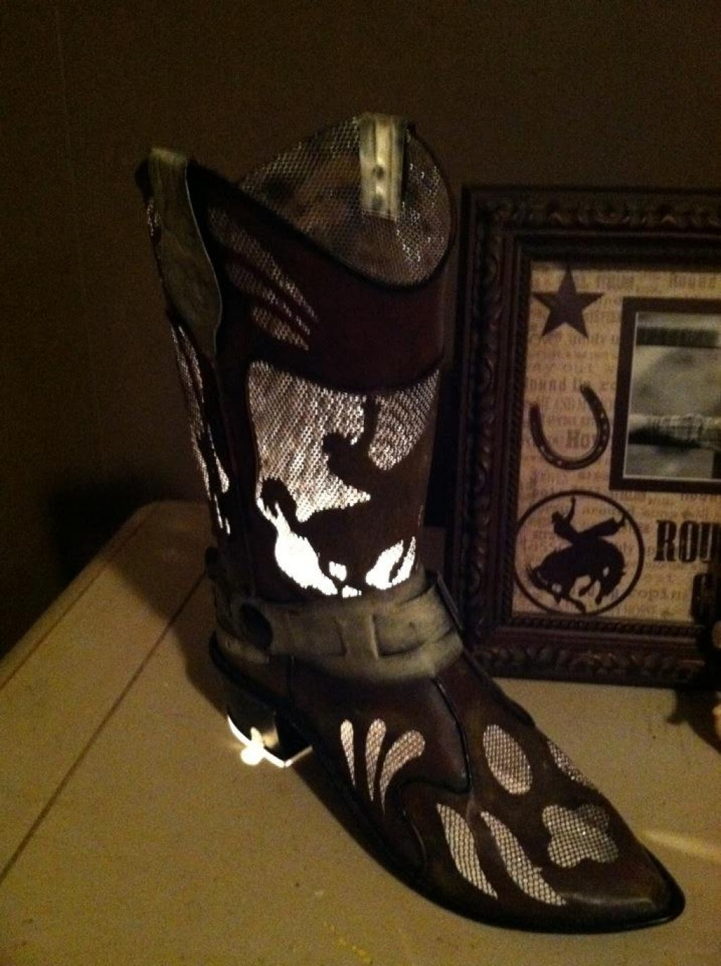 cowboy room light