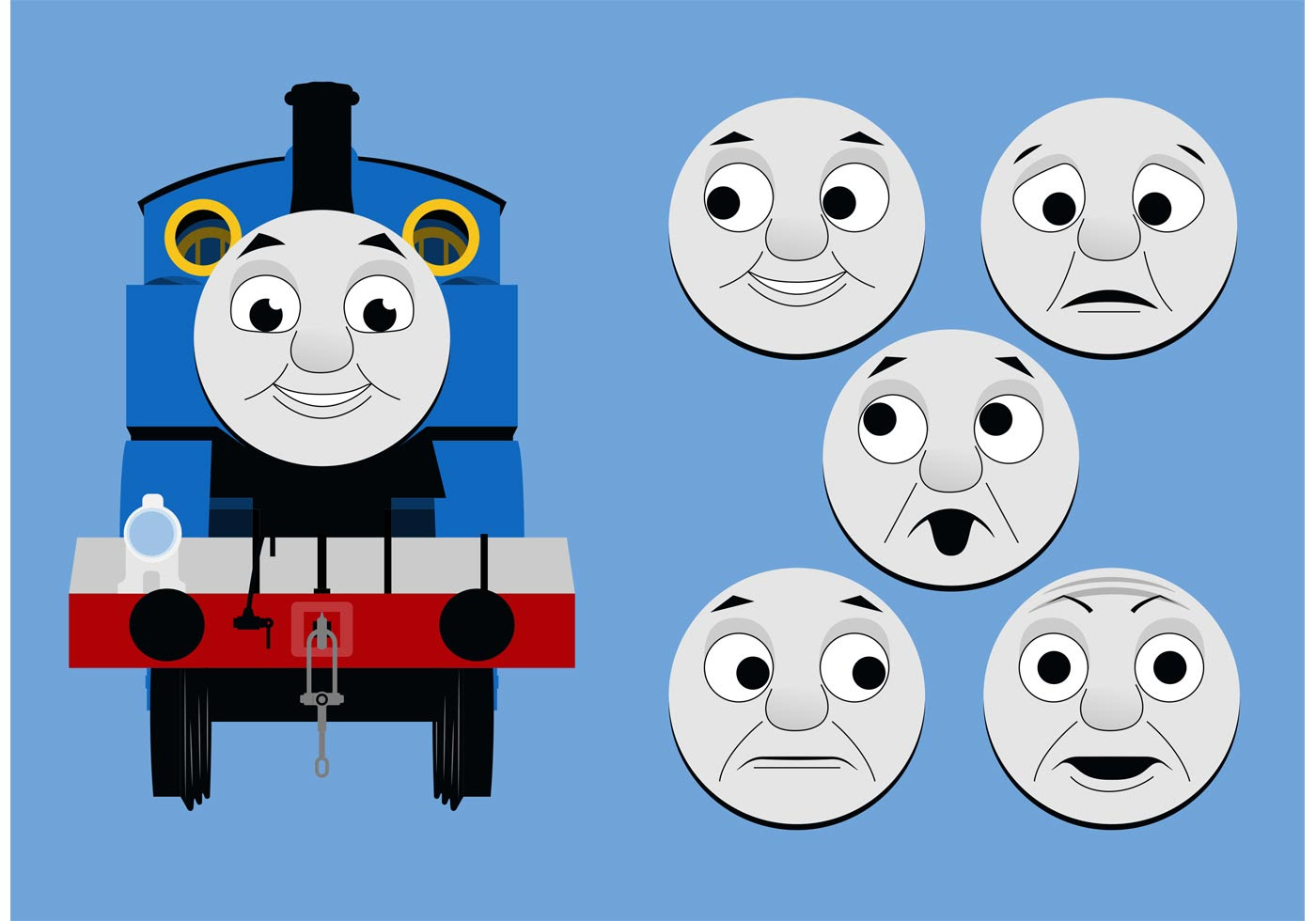Free Thomas The Train Clipart At Getdrawings Free Download