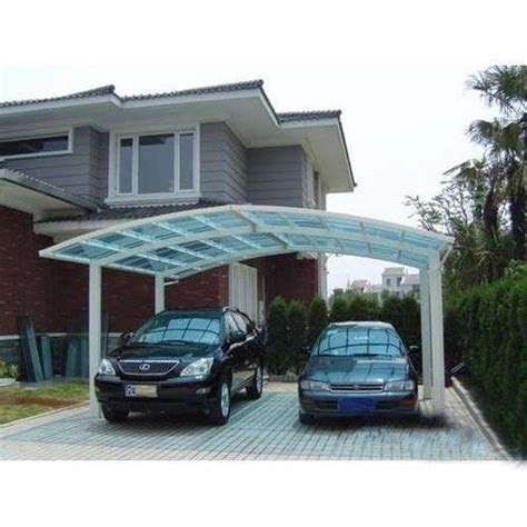 home car parking shed