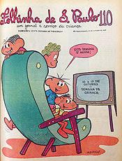 Capa da Folhinha de 10/10/1965