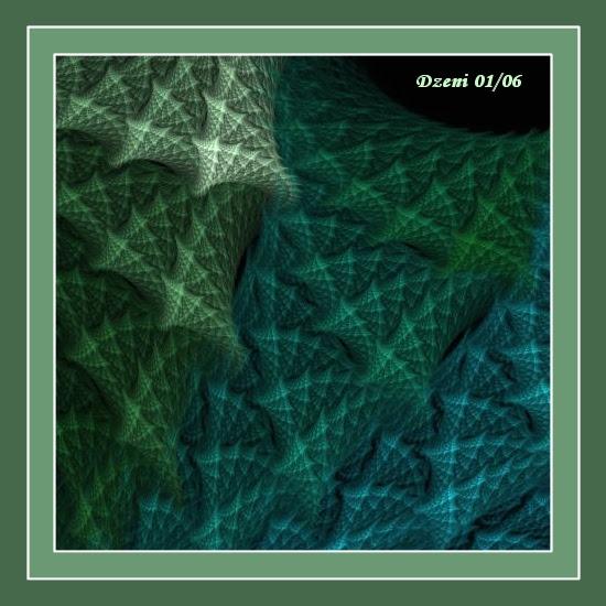 Overhill - A green-blue mystery