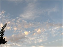October clouds