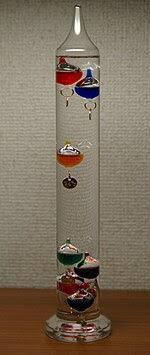 Termometer - Galileo Galilei