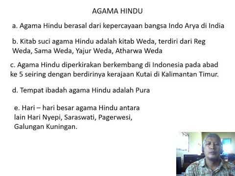 MAPEL IPS KELAS 8 PLURALITAS MASYARAKAT INDONESIA
