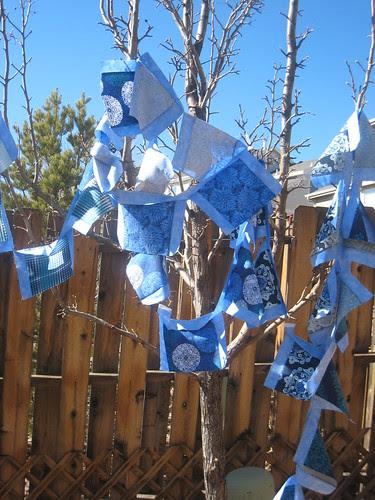 Block Banner ~ Julie's Quilt
