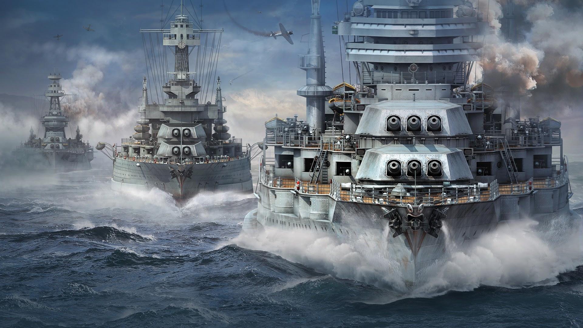 World of Warships Yamato Wallpaper (82+ images)