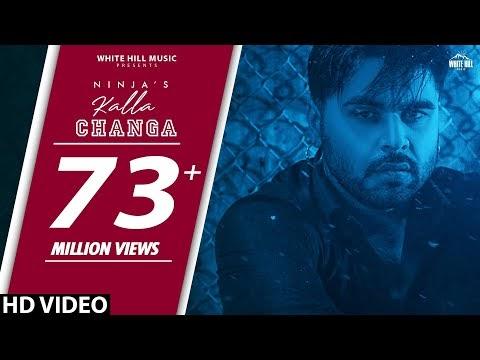 KALLA CHANGA Lyrics Download Full Song : Ninja   Jaani   B Praak   Sukh Sanghera   New Punjabi Song 2019   Punjabi Sad Songs