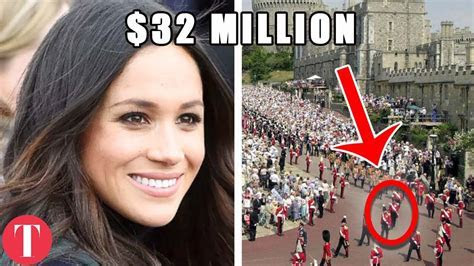 Who Pays For The Royal Wedding And How Much Does It Cost
