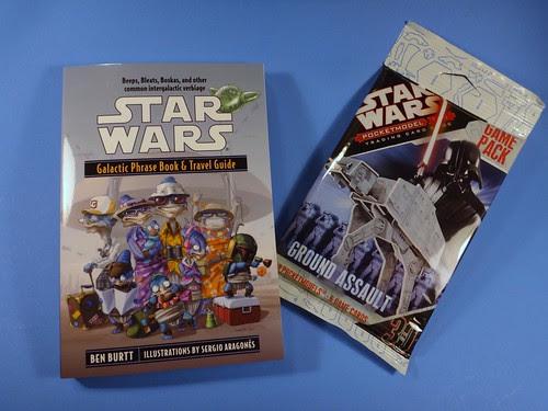 Loot Crate Jan 2014 Star Wars
