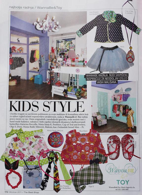 best shop magazine feature