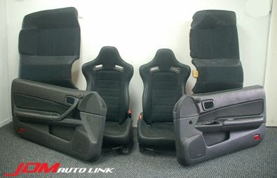 Jdm Auto Link Bnr34 V Spec Ii Front Amp Rear Seats And Door
