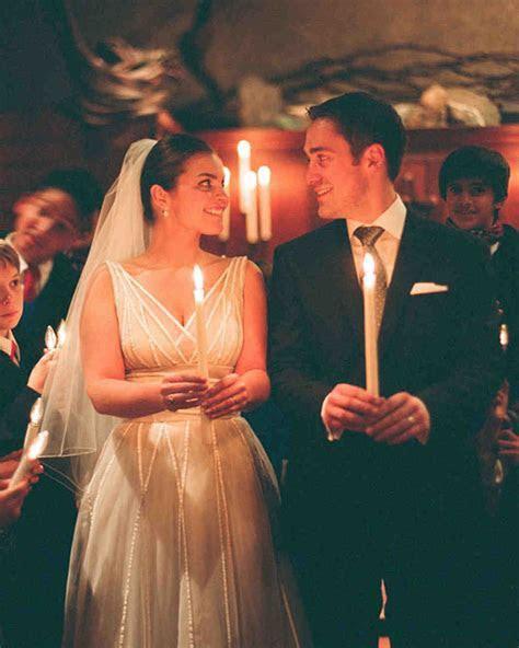 16 Creative Wedding Rituals That Symbolize Unity   Martha