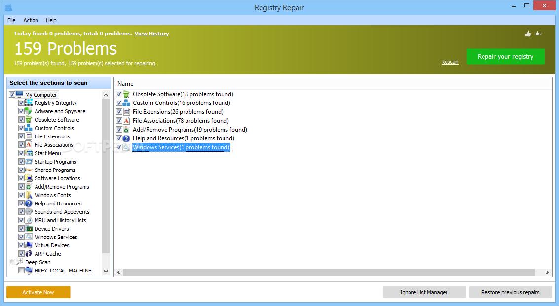 Glary Utilities (No Toolbar) screenshot 7