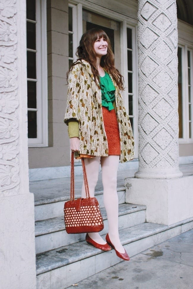 20 cute outfits to wear with white tightsleggings this season