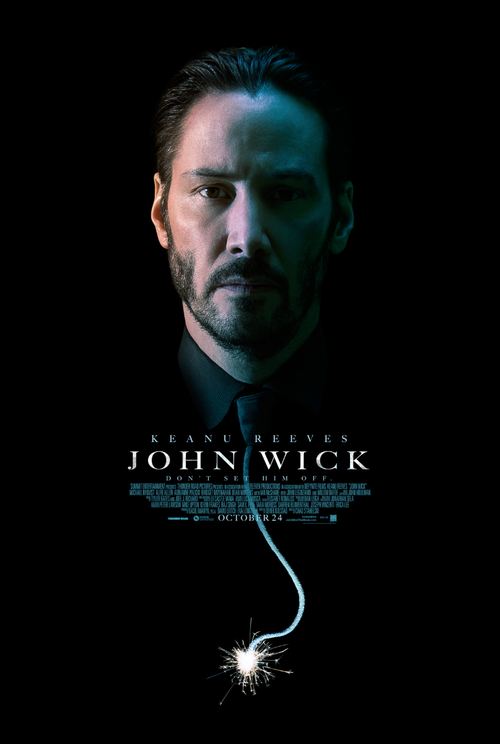 John Wick poster - click to see more