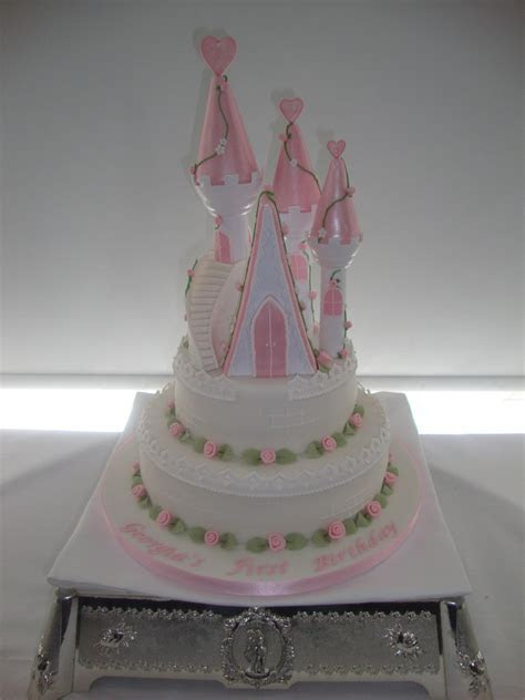 Princess Castle Cake   Celebration Cakes   Cakeology