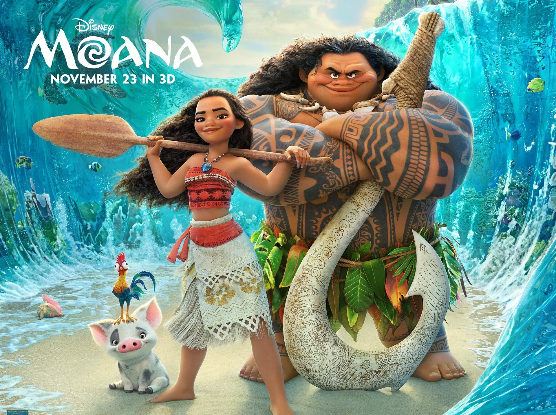Image result for MOANA