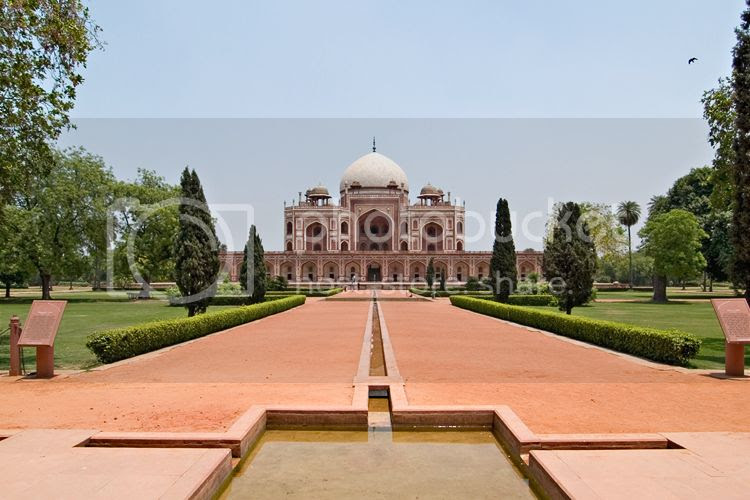 Sights to see in New Delhi India