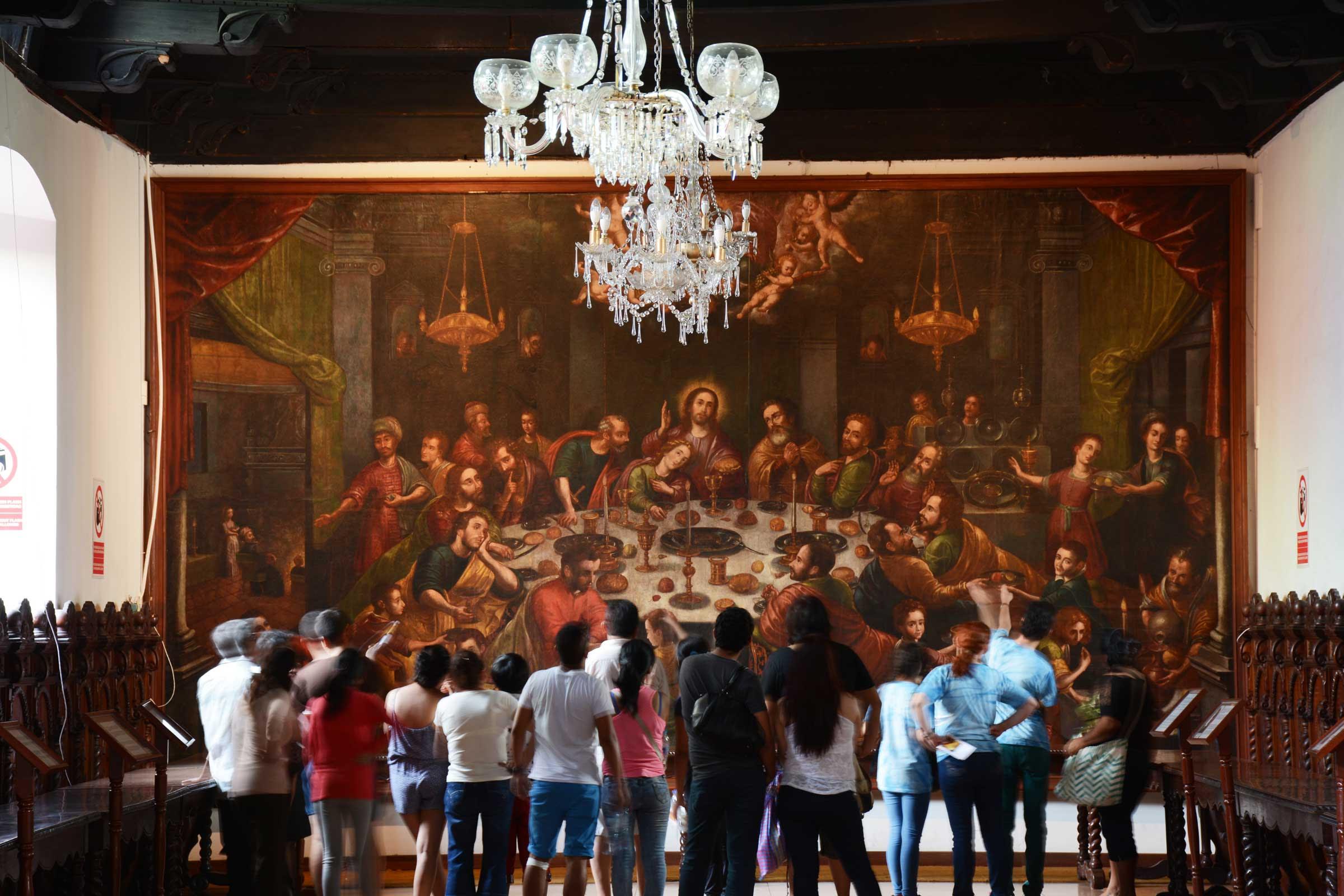 Conjunto Monumental San Francisco De Lima Museo Y Catacumbas De Lima