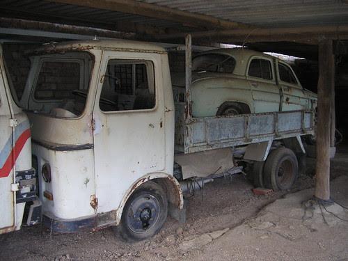camió Nazar a Girona