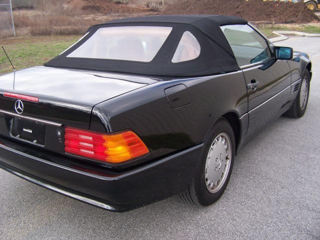 1990 Mercedes Benz SL500 for sale - Mercedes-Benz SL-Class ...