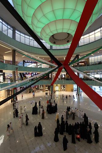 Dubai Mall Atrium