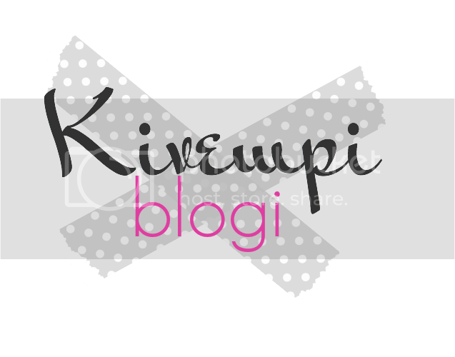 Kivempi blogissa