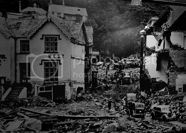 After the Lynmouth Flood