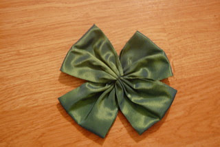 Making the bows