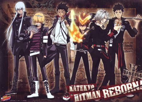 Reborn!   Katekyo Hitman Reborn! Photo (22832168)   Fanpop