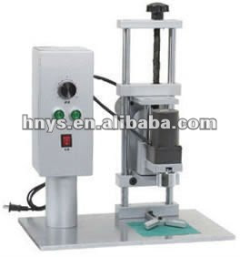 desktop electric capping machine for oil barrel