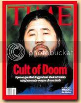 Chizuo Matsumoto of the Aum Shinri Kyo Doomsday Cult & Terrorist Organization