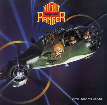 NIGHT RANGER 7 wishes