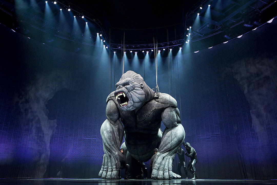 'King Kong' Is Finally Coming to Broadway