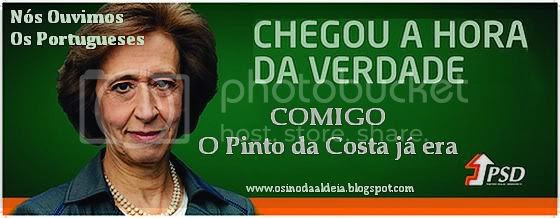 PSD Campanha Comigo o P.Costa já era