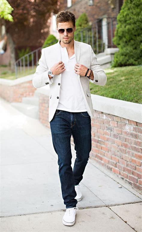 men white shirt outfits  ways  wear white button