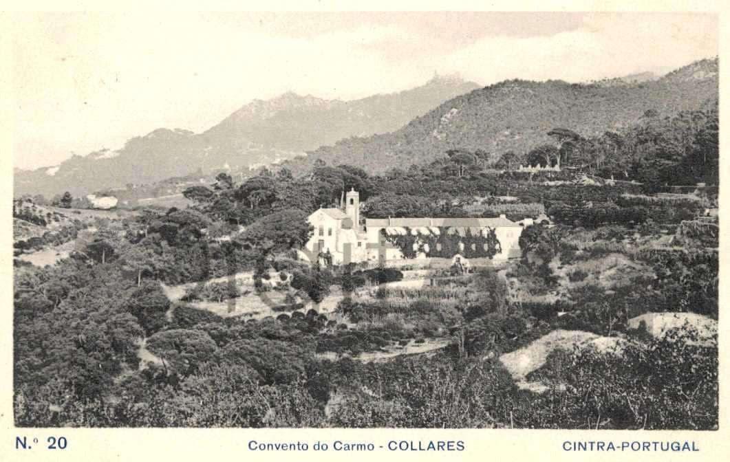 Convento do Carmo Collares1926.jpg
