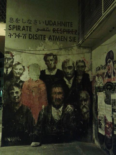 Mural: Breathe