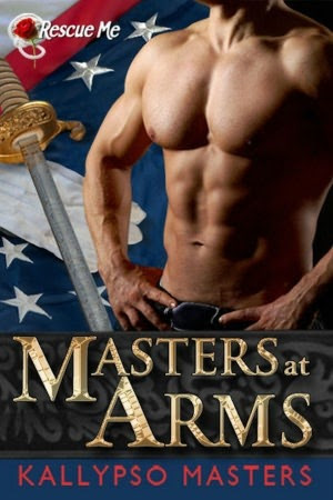 Masters at Arms (Rescue Me, #1)