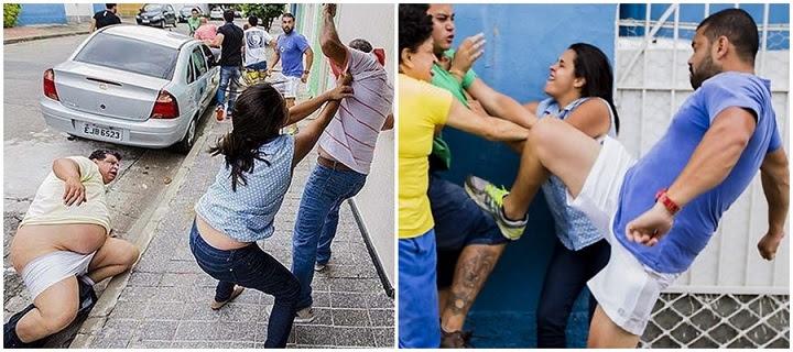 Prévias do PSDB-SP são marcadas por pancadaria e acusações