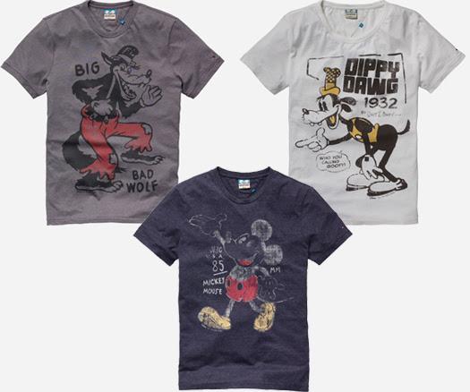 h3 Disney vintage en la nueva colección de Hilfiger Denim