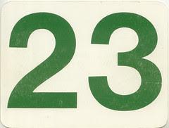 calendrier  23