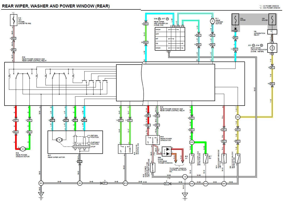2000 Toyota Land Cruiser Window Wiring Diagram Wiring Diagrams Split Tunnel Split Tunnel Alcuoredeldiabete It