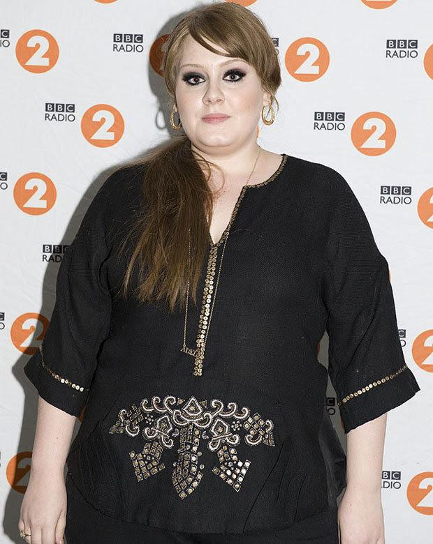 Diet Pill Adele - dreamsnews